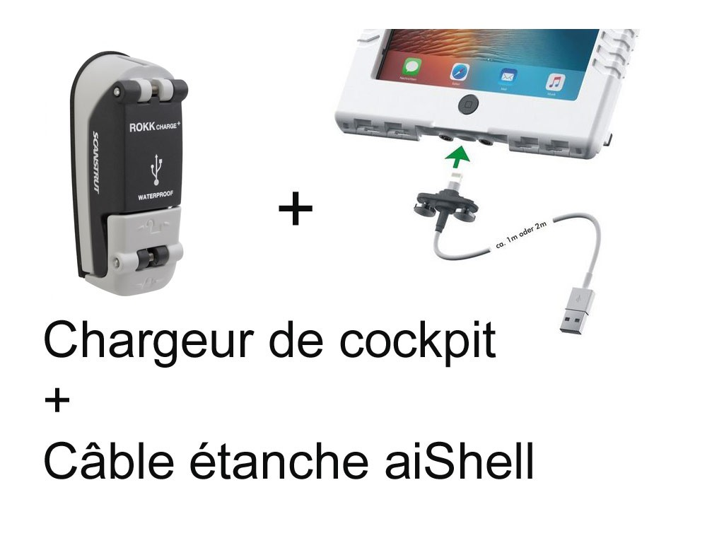 Pack alimentation aiShell