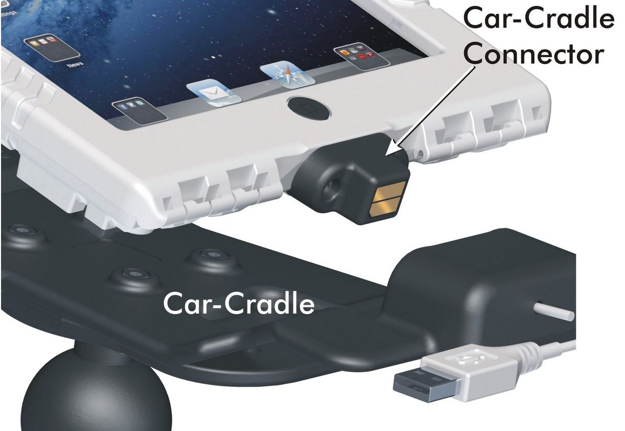 Connecteur Car Cradle