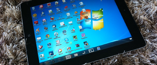 iPad Windows7