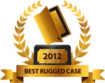 Winner of best rugged case contest