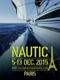 Retrouvez-nous au Nautic 2015 !  Stand 2.1D31