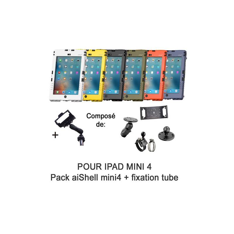 Pack aiShell mini4 + fixation tube