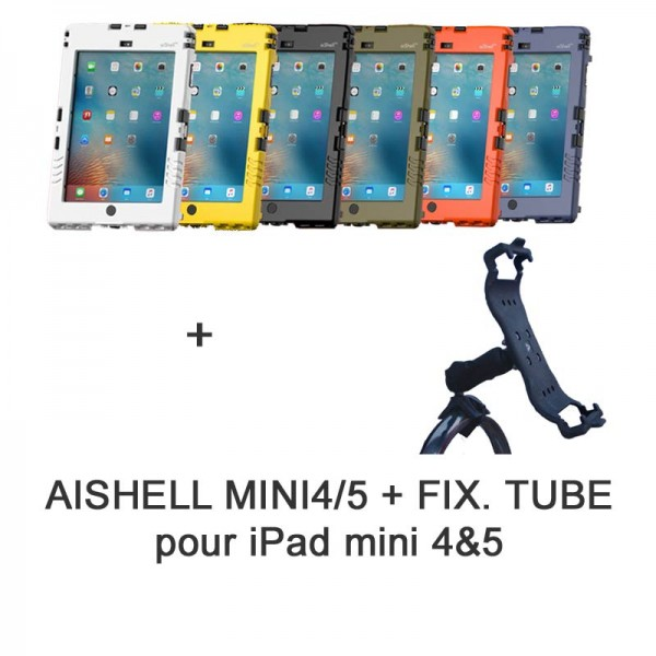 Pack aiShell mini4 + fixation tube