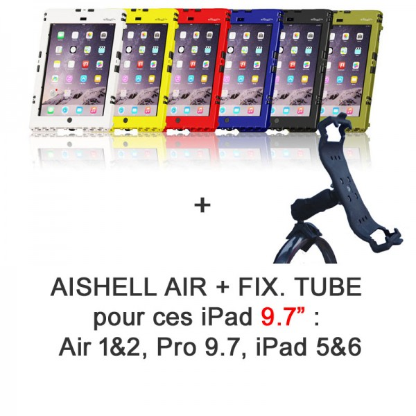 Pack aiShell Air + fixation tube