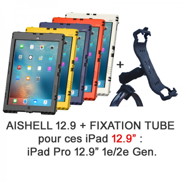 Pack Aishell Pro + Fixation tube