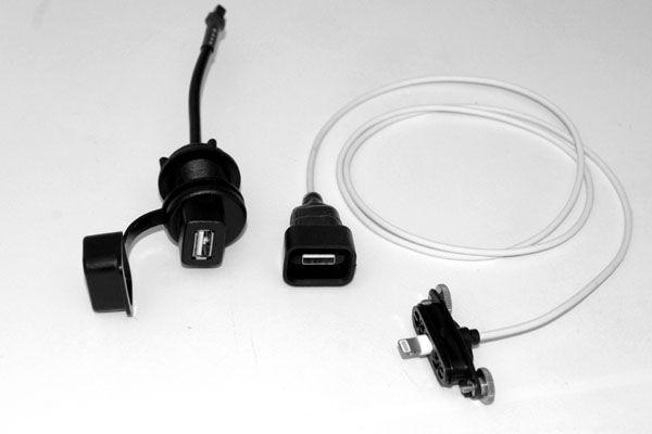 Pack alimentation + câble étanche aiShell