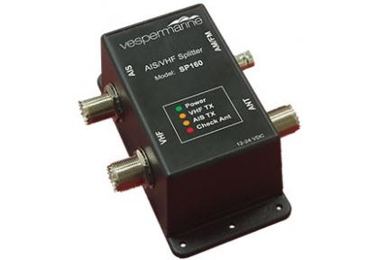 Splitter d'antenne AIS/VHF