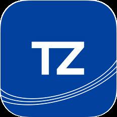 TZ iBoat logo