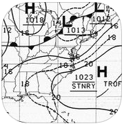 HF Weather Fax logo