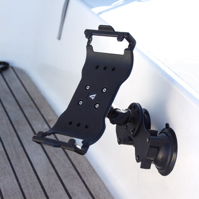 iPad mounts for boating