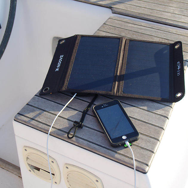 iPad chargers for boating