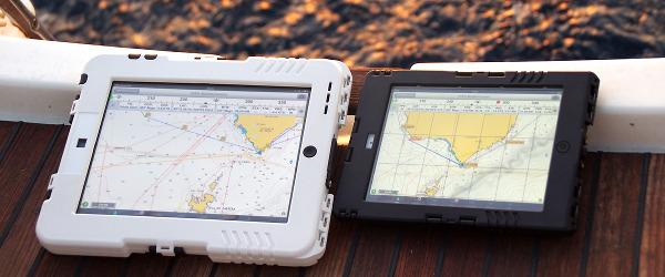 iPad applis navigation
